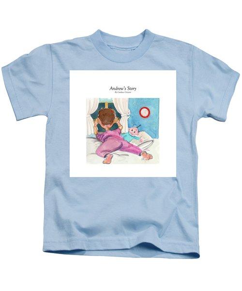 Andrew's Story Kids T-Shirt