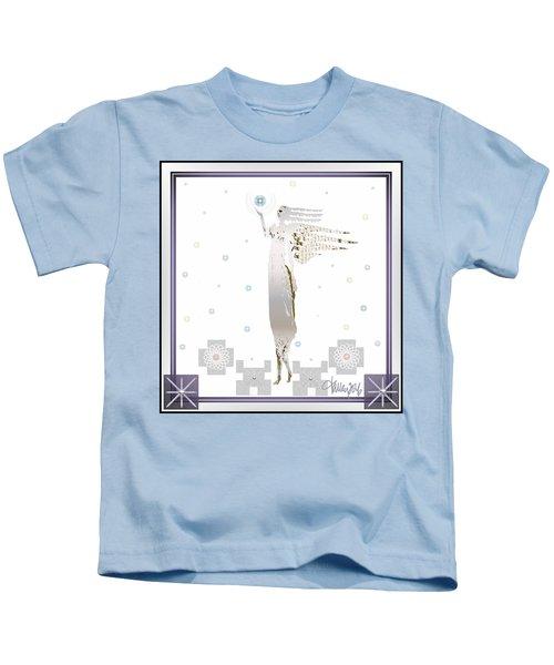 Angelic Messenger Kids T-Shirt