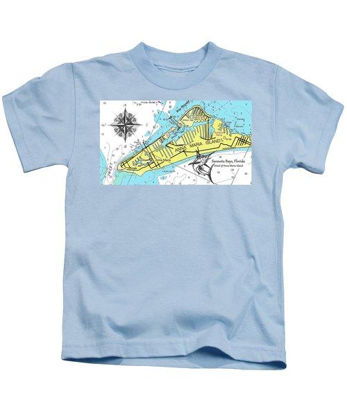 Anna Maria Island Kids T-Shirt