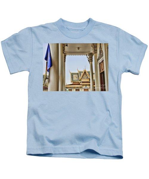 Architecture Palace I Kids T-Shirt