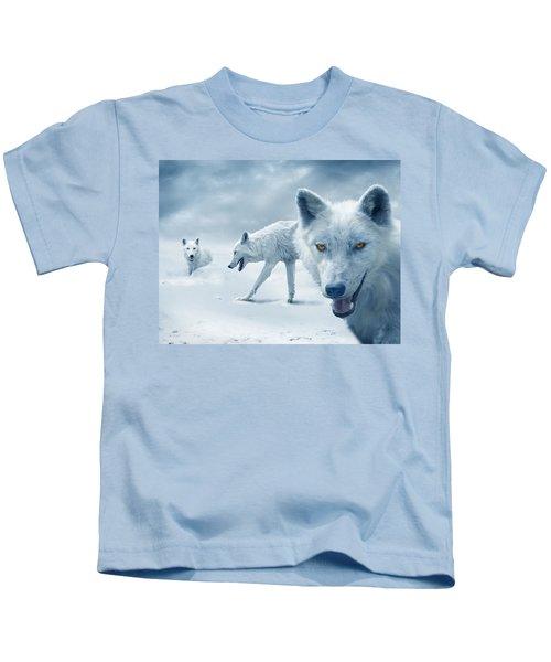 Arctic Wolves Kids T-Shirt