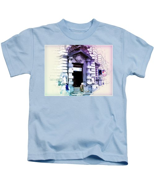 Art Gallery Kids T-Shirt