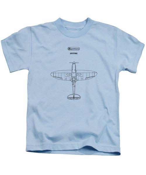 The Spitfire Kids T-Shirt by Mark Rogan