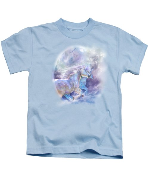Unicorn Soulmates Kids T-Shirt