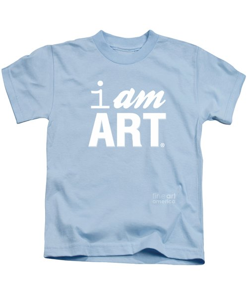 I Am Art- Shirt Kids T-Shirt