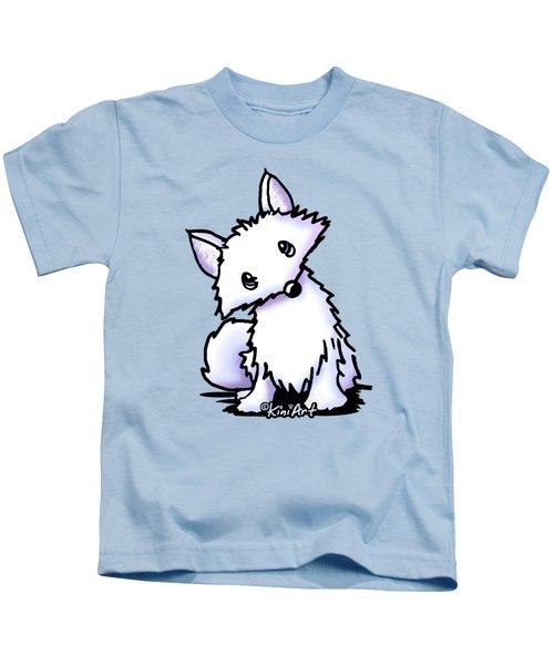 Arctic Fox Kids T-Shirt