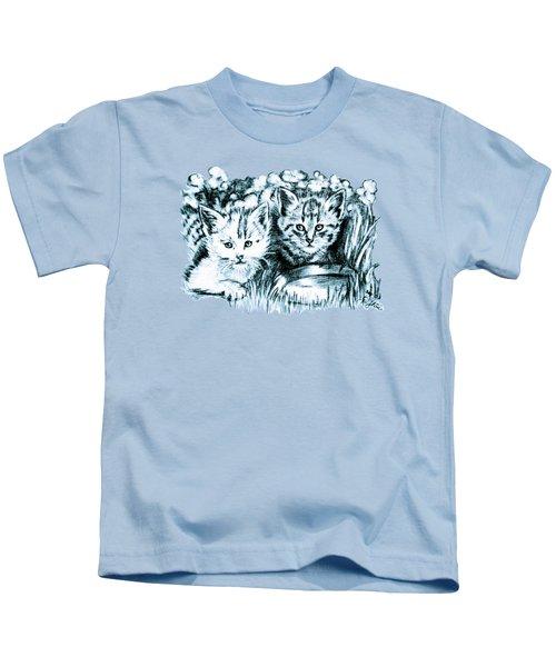 Cats Babies Kids T-Shirt