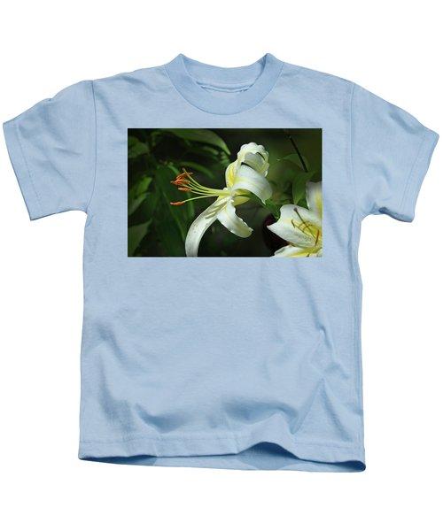 Asiatic Lily No 4 Kids T-Shirt