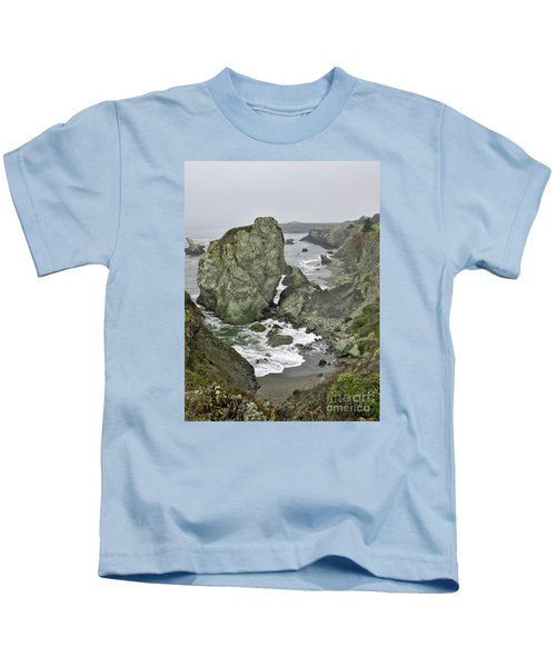 At The Edge Kids T-Shirt