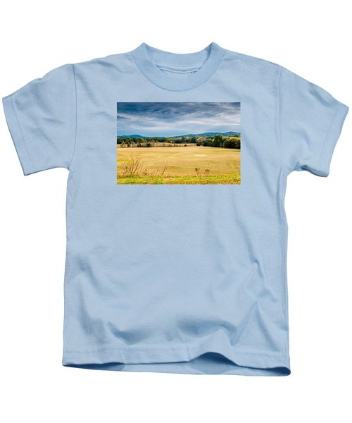 Autumn Field Kids T-Shirt