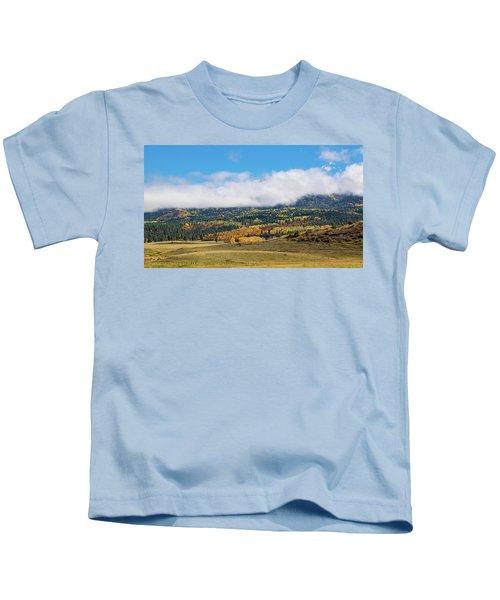 Autumn Veil Kids T-Shirt