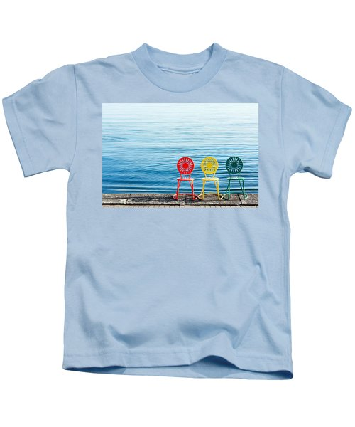 Available Seats Kids T-Shirt
