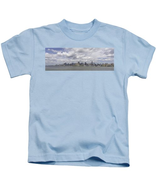 A View From New Jersey 1 Kids T-Shirt