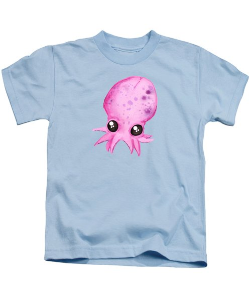 Baby Octopus Kids T-Shirt