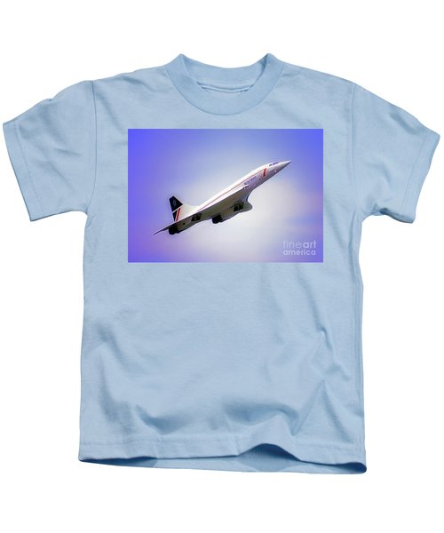 Bac Concorde  Kids T-Shirt