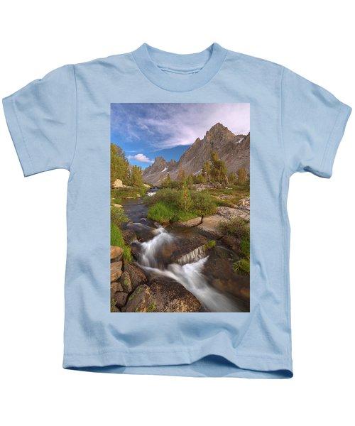 Back Country Creek Kids T-Shirt