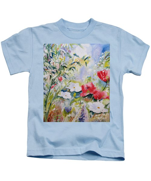 Bamboo Forest Kids T-Shirt