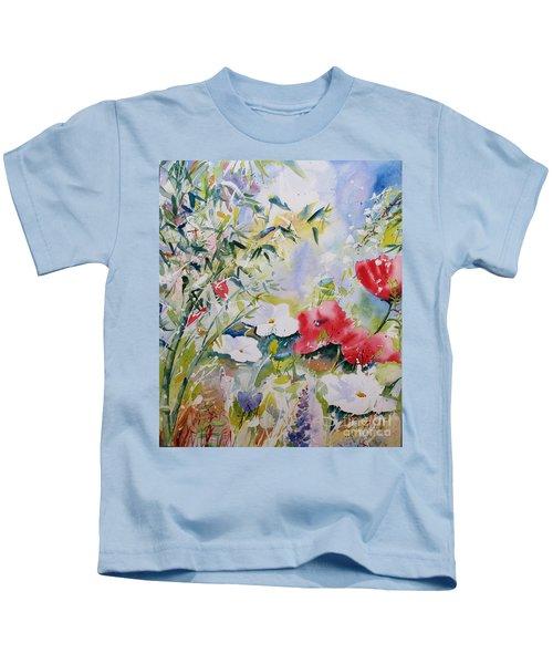 Bamboo Forest Kids T-Shirt
