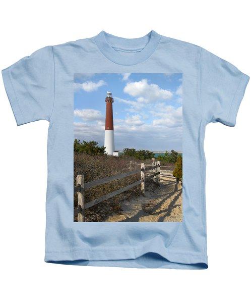 Barnegat Light Kids T-Shirt