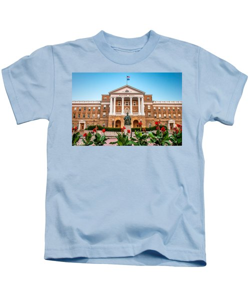 Bascom Hall Kids T-Shirt