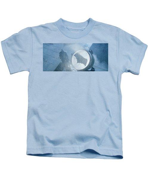 Batman V Superman Dawn Of Justice Kids T-Shirt