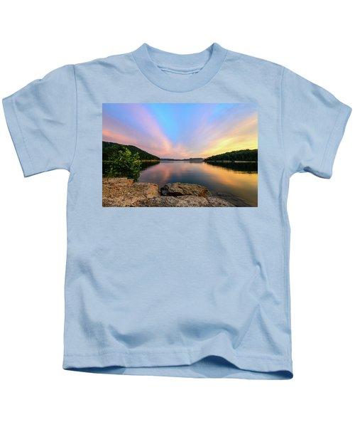 Bay Light Kids T-Shirt