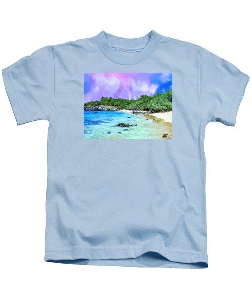 Beach 69 Big Island Kids T-Shirt