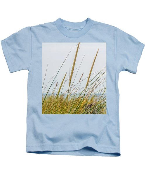 Beach Grass Kids T-Shirt
