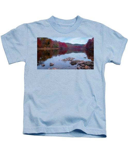 Beavers Bend State Park Kids T-Shirt