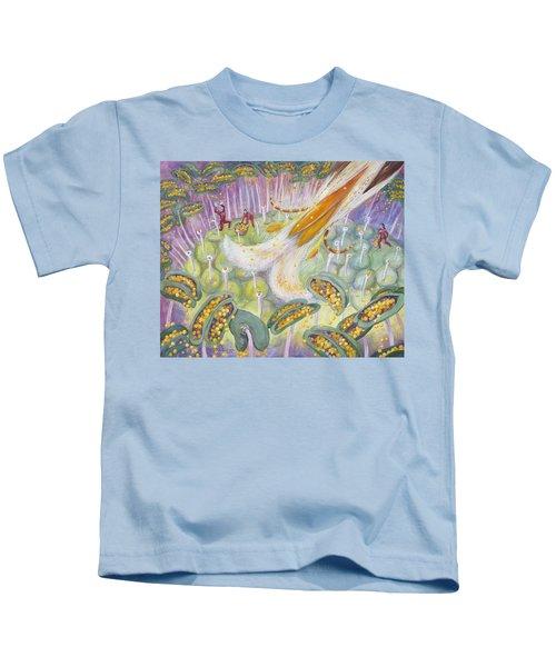 Bee's Tongue Kids T-Shirt