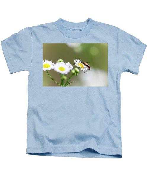 Beetle Daisy Kids T-Shirt