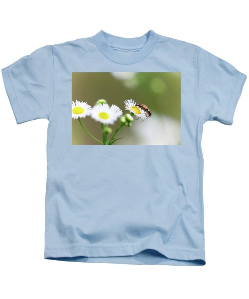 Beetle Daisy Kids T-Shirt