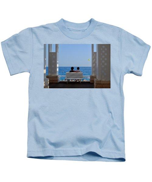 Below Sea Level Kids T-Shirt