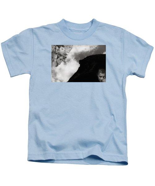Bending Toward Justice Kids T-Shirt