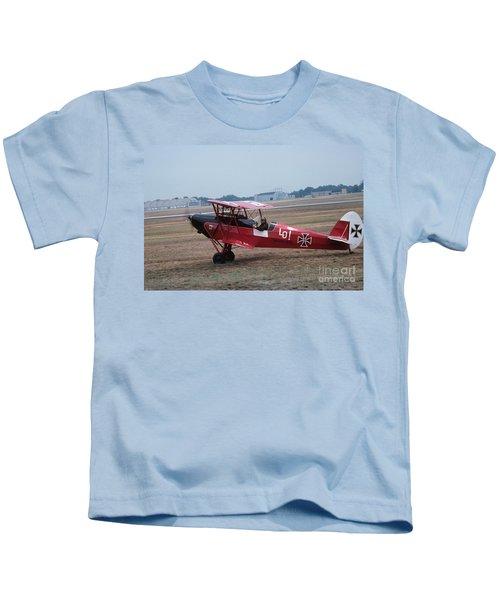 Bi-wing-2 Kids T-Shirt