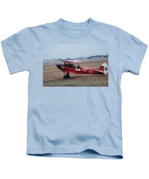Bi-wing-7 Kids T-Shirt