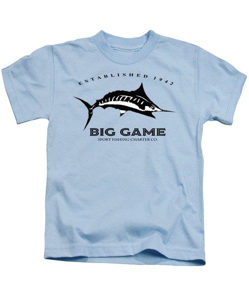 Big Game Fish Kids T-Shirt