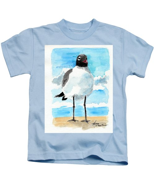 Bird Legs Kids T-Shirt