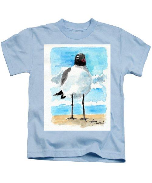 Bird Legs Kids T-Shirt