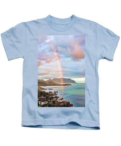 Black Friday Rainbow Kids T-Shirt