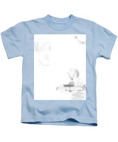 Bloom No. 3 Kids T-Shirt