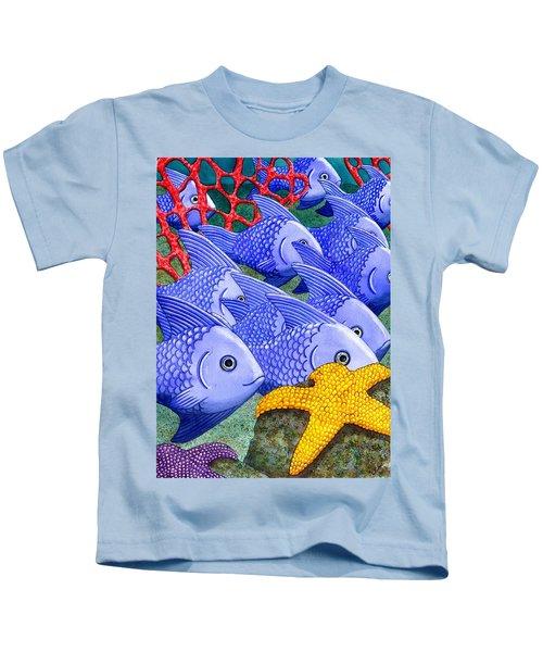 Blue Fish Kids T-Shirt