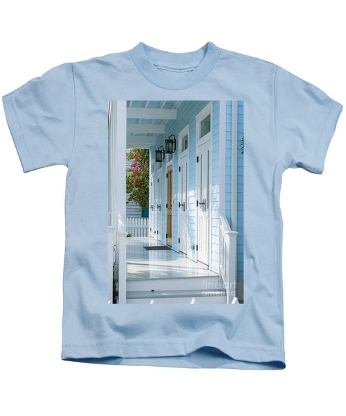 Blue House Kids T-Shirt
