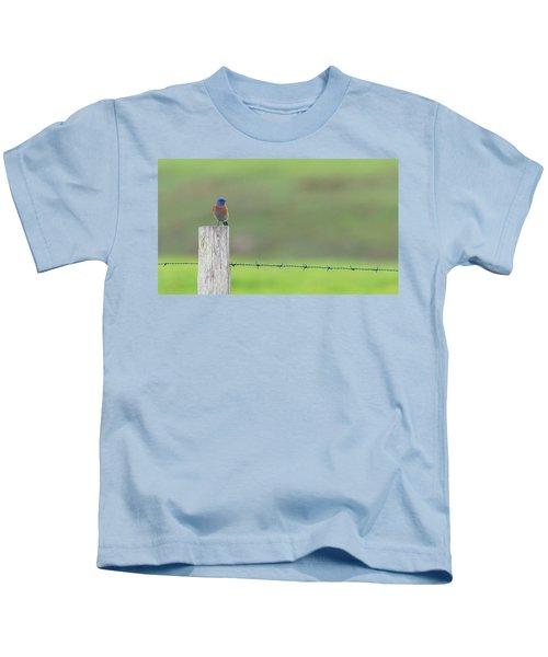 Blues  Kids T-Shirt