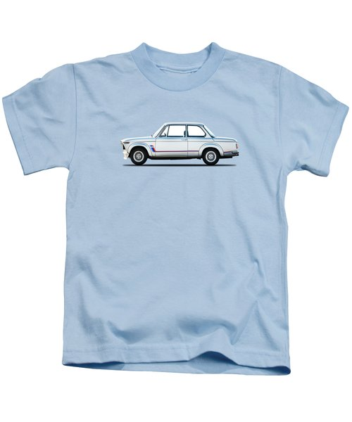 Bmw 2002 Turbo Kids T-Shirt