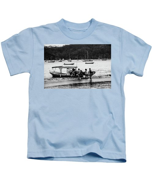 Boats And Boards  Kids T-Shirt