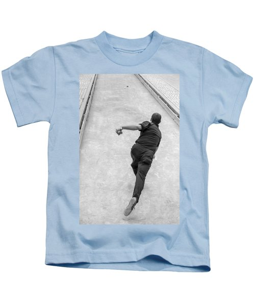 Bocce Ball Kids T-Shirt
