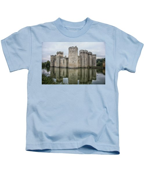 Bodiam Castle Kids T-Shirt