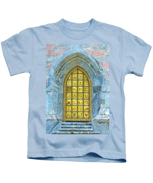 Bok Tower Entrance  Kids T-Shirt