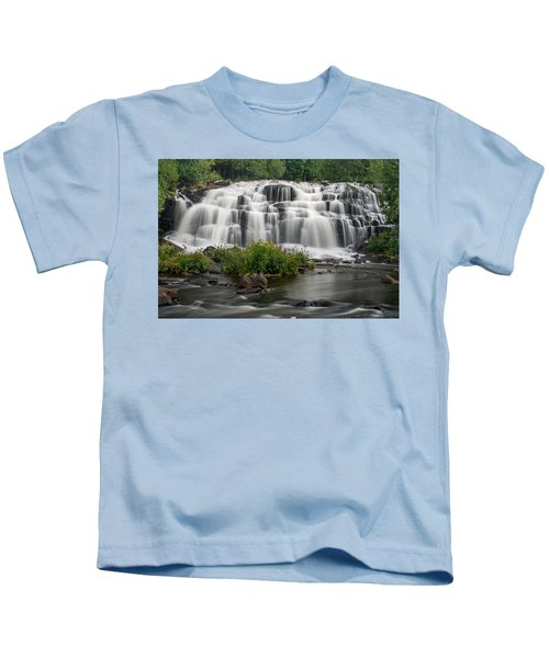 Bond Falls Kids T-Shirt